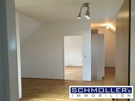 3-Zimmer-Wohnung (WG-geeignet) mit Loggia in zentraler lage