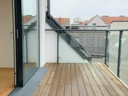 Moderne Dachgeschoßwohnungen Nähe U3 Enkplatz