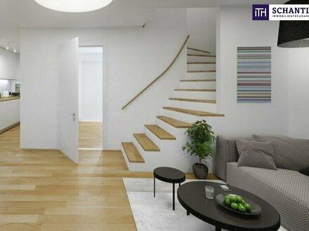 PERFEKTE Doppelhaus-Hälfte in Grünlage + atemberaubender FERNBLICK + Garten + Hochwertige Ausstattung in 8075 Hart bei Graz!