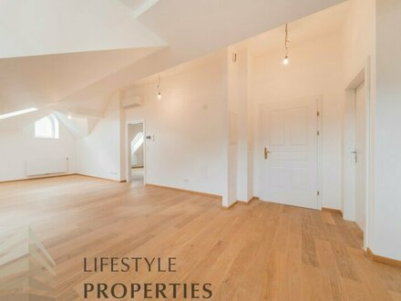 Außergewöhnliche 4-Zimmer Maisonette, Nähe Stephansplatz