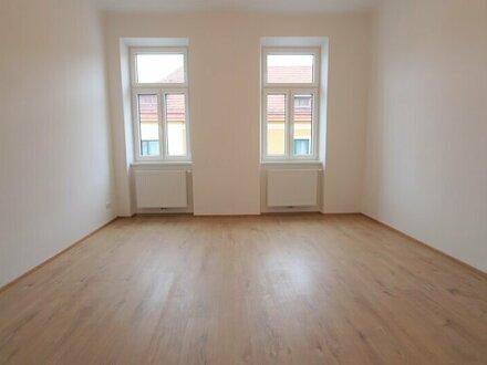 Zentral gelegene, sanierte 3-Zimmer-Wohnung