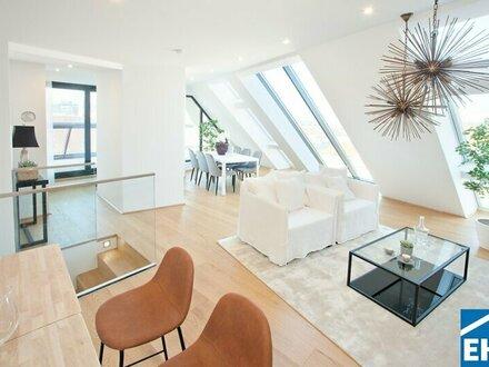 PROVISIONSFREI: Exklusiver Dachgeschoss-ERSTBEZUG nähe Innere Stadt