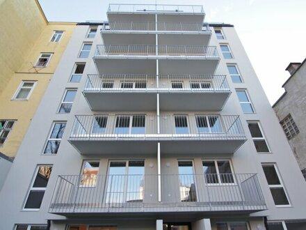 ERSTBEZUG: moderne 2 Zimmerwohnung mit Balkon
