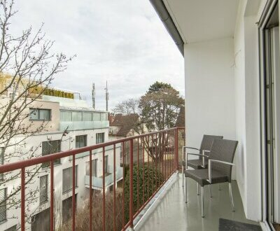 TOP sanierte 3-Zimmer Wohnung in absoluter Ruhelage mit Balkon und tollem Blick - ideal auch für Familien in 1190 Wien zu…