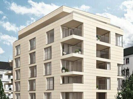 Modern eingerichtete 2,5-Zimmer-Wohnung mit Wintergarten - Erstbezug!