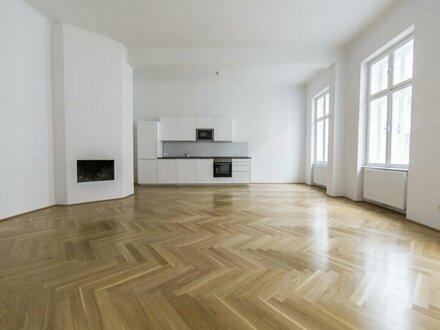 Traumhafte Altbau-Wohnung mit 3 Zimmer in Bester Lage in 1010 Wien zu vermieten!