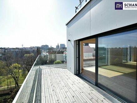 Penthouse mit Park-Blick in Top-Lage! Moderne trifft Renaissance!