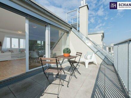 TERRASSEN-TRAUM! Extravagante Terrassen-Wohnung im Erstbezug - Fertigstellung bereits im Juli 2019!!!