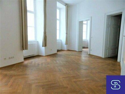 Renovierter 83m² Altbau mit Einbauküche in Toplage - 1010 Wien