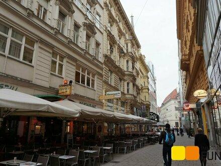 Großzügiges Altbau-Büro im Herzen von Wien