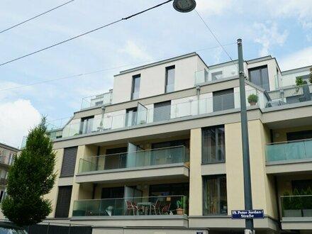 Hi-End Luxusdachgeschoss mit 3 Terrassen im Erstbezug***befristet***VIDEO DER WOHNUNG***