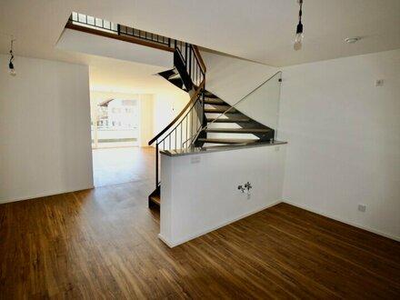 Erstbezug: Maisonettewohnung in Freilassing