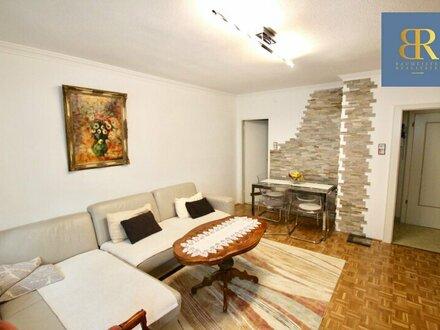 Anleger aufgepasst ! 2 Zimmer Wohnung + Loggia