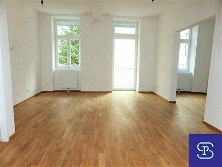 Provisionsfrei: 87m² Altbau-Erstbezug mit Balkon - 1140 Wien