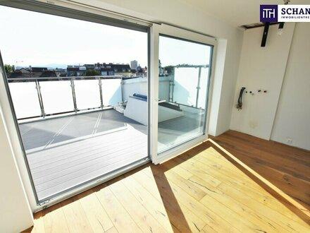 Jetzt zugreifen! Perfekte Raumaufteilung + Terrasse mit Fernblick + TOP-Ausstattung + Ideale Infrastruktur! Ab ins Dach!