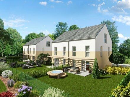 Modernes Doppelhaus auf Eigengrund in wunderschöner Ruhelage mit herrlichem Ausblick