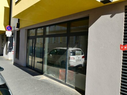 Vermietet wird eine Geschäftsfläche direkt neben BILLA und Pagro Nähe Floridsdorf am Spitz (ERSTBEZUG)