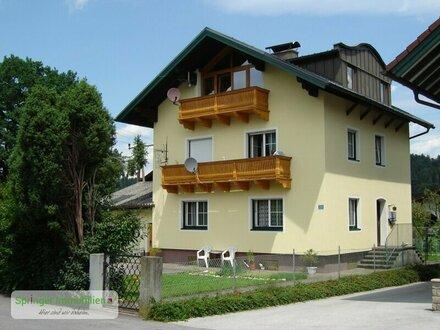 Willkommen in Vigaun! Reizende 2 1/2-Zimmer-Hausetage + Garten