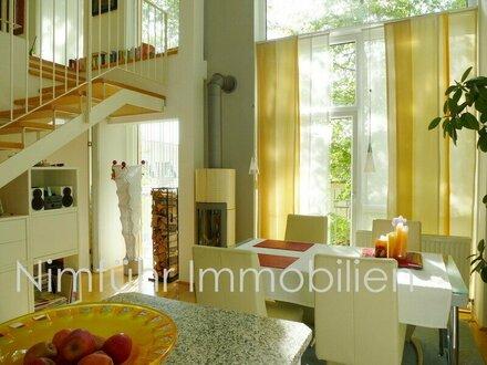Besondere 4-Zimmer-Dachgeschoß-Galeriewohnung in idyllischer Sonnen-Ruhelage Nähe Bürmooser See