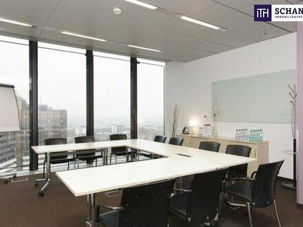 TOP BÜRO IN 1100 WIEN! Flexible Büroflächen von 10m² - 100m² verfügbar + Hauseigene Tiefgarage!