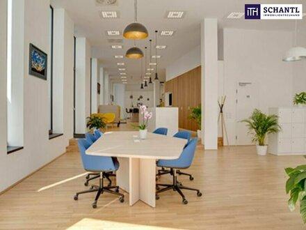 Rundum-Service inkl. Ausstattung! PROVISIONSFREI! Ihr neues Büro in der Linzer-Innenstadt!
