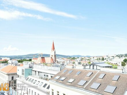 Gründerzeithaus der Jahrhundertwende mit exklusiven Dachausbau!