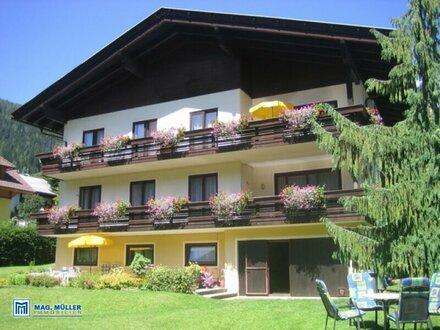 Wohn- Appartementhaus in Bad Kleinkirchheim - nähe der Therme und dem Lift