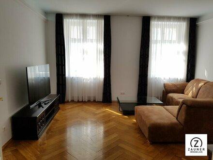 Altbauwohnung - Komplett neu sanierte 3-4 ZI-Wohnung in unmittelbarer Nähe der Linzergasse