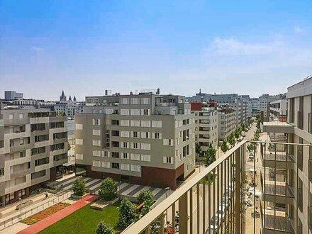 ERSTBEZUG - Top moderne, hochwertige DG-Wohnung mit Klimaanlage