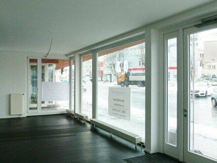 Geschäftslokal - große Fensterfront - frequentierter Standort!!!