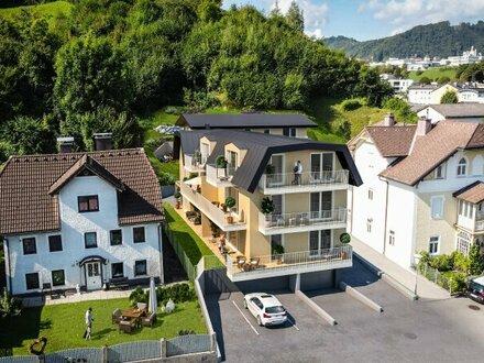 Exklusive 60 m² Dachgeschoss-Wohnung mit schöner Aussicht - HAUS 2 TOP 10