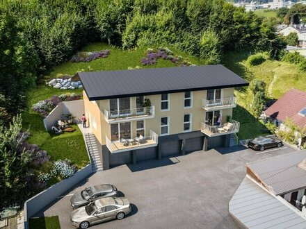 Perfekt für Anleger: 53 m² Gartenwohnung in zentraler Ruhelage von Gmunden - HAUS 1 TOP 2
