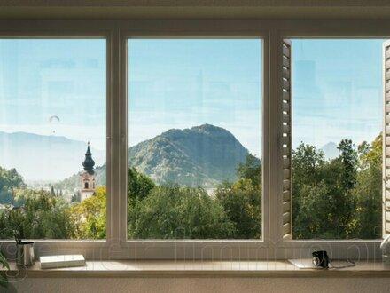 Innovatives Bauvorhaben am Ostrand von Salzburg KIRCHBERGBLICK