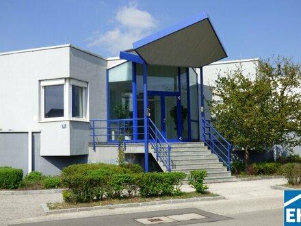 Firmenstandort in Wiener Neudorf