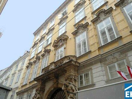 Büroflächen im PALAIS ERDÖDY-FÜRSTENBERG