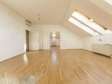 Toll sanierte 3-Zimmer DG-Wohnung in ruhiger Lage in 1030 Wien zu vermieten!
