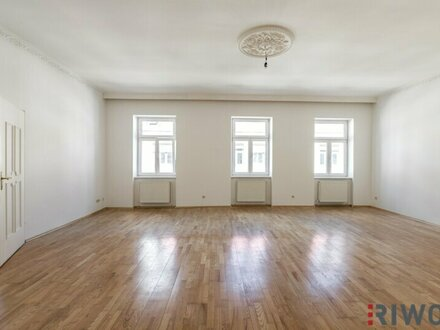 Schnell ZUSCHLAGEN - Sanierungsbedürftige Wohnung in gepflegten Haus