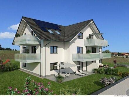 RöMehrBlick: 3-Zimmer-Neubauwohnung in ruhiger Lage!