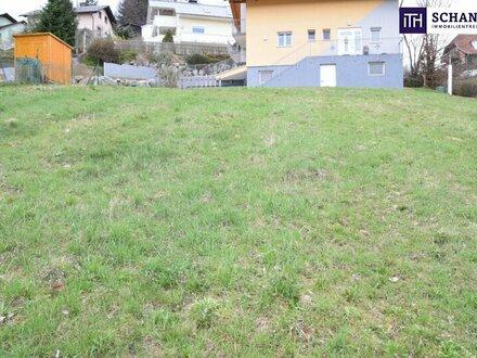 GENAU DAS RICHTIGE: TRAUM-Grundstück in bestechender Lage in 8075 Hart bei Graz - Ganztags-Sonne garantiert!