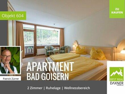2 Zi.- Apartment in Bad Goisern am Hallstättersee mit vielen Extras!