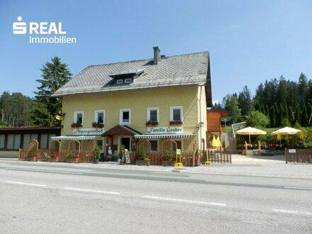 Alpengasthof Nähe Mariazell