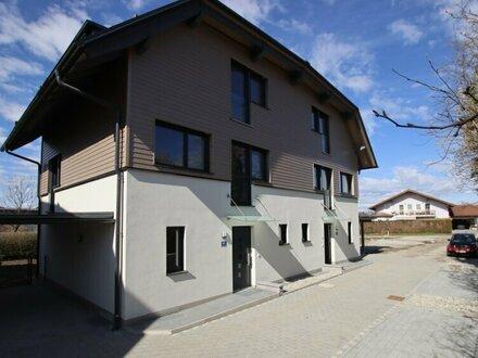 Modernes Doppelhaus förderbar!