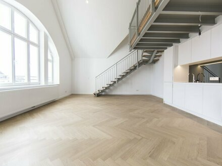 Top sanierte 3-Zimmer DG-Wohnung unbefristet zu vermieten!
