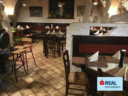 Ehemaliges griechisches Restaurant zu vermieten