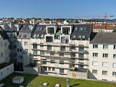 RG 18 - ERSTBEZUG 112m2 DG-Maisonette+ 10m2 Terrasse! SMART LIVING