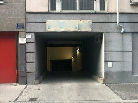Garagenplatz im 6. Bezirk zu verkaufen!