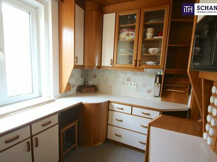 Flexibel nutzbare Wohnung im 60er Charme! Top Preis-Leistungsverhältnis!