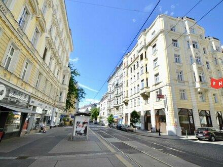 Unbefristetes 4 Zimmer Altbaubüro Nähe Palais Liechtenstein & Lycee Francais