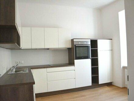 ERSTBEZUG! Generalsanierte 3-Zimmer-Wohnung mit Schlafzimmer in den Innenhof in Schallmoos in schönem Altstadthaus