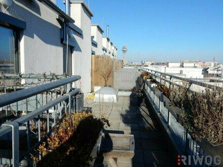 Jetzt erst recht! | Anleger Dachgeschoss-Galeriewohnung mit ruhiger Innenhofterrasse | aktuell vermietet bis 30.06.2020 |…
